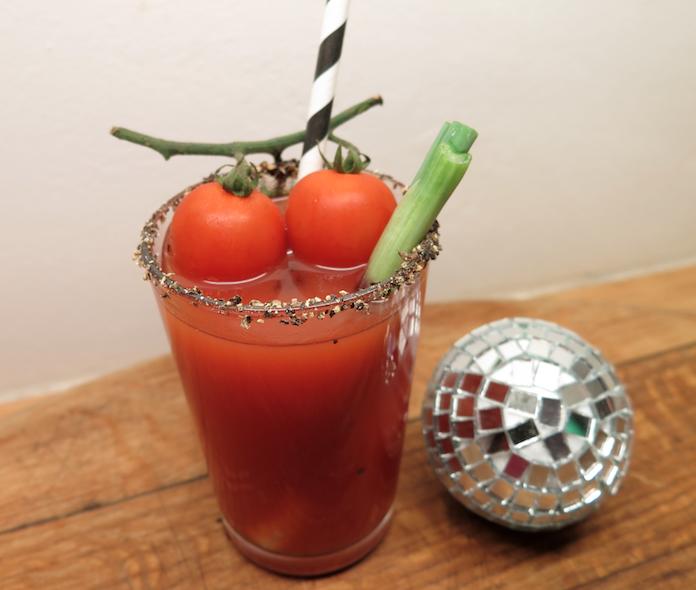 Bloody Mary om een fikse kater tegen te gaan