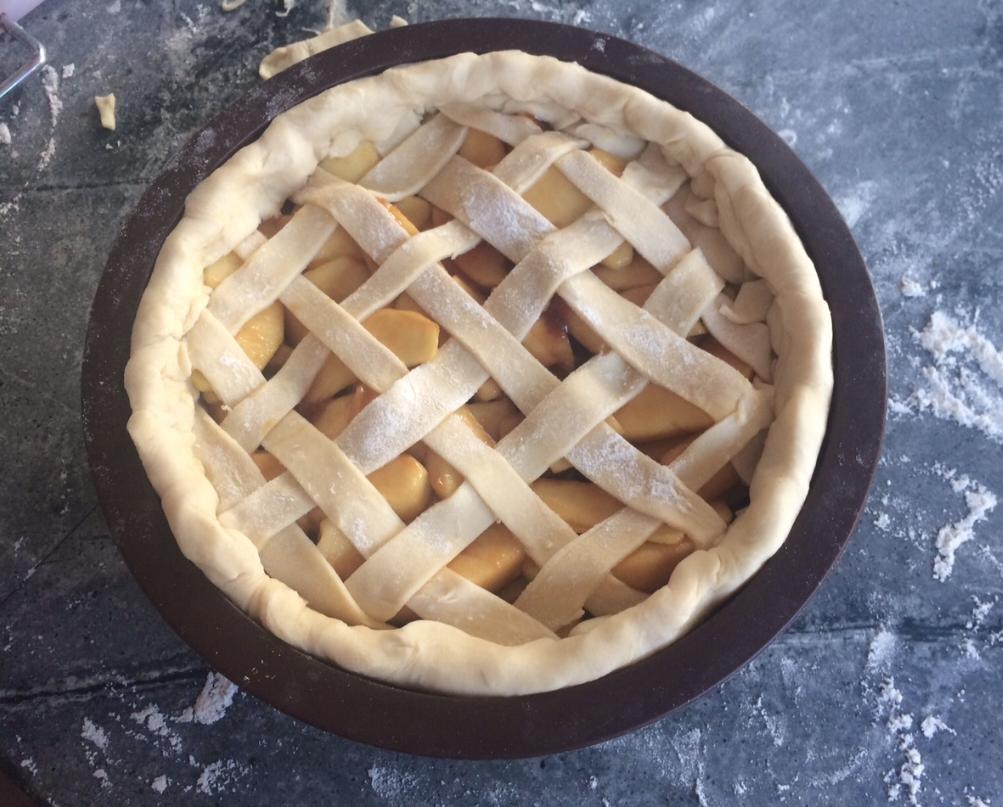 appeltaart maken onaf